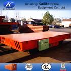 High Speed Electric Driven KPJ Heavy Duty Railway Flat Car