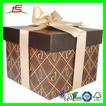 D014 Happy Birthday Paper Chocolate Gift Box