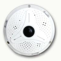 Tollar TL-QP130N full HD1.3MP Fish Eye 360 Day&Night P2P Onvif Indoor pan-tilt zoom Fish Eye 360 Panoramic fish finder camera