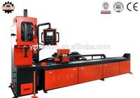 Hoston high speed digital nc single cyclinder linear puncturing hole punching machine