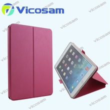 Hot Selling Unique Design Handbag Style Flip PU Tablet Leather Case For Apple iPad mini 3