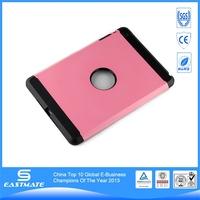dual color bumper for ipadmini new pc mobile phone case