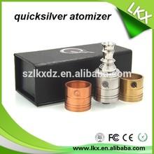 hotsale quicksilver atomizer 1:1 clone copper quicksilver atomizer clone