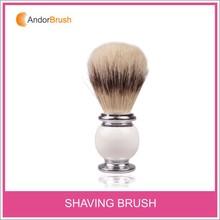 Hot sale mens' Christmas gift shaving kit with badger hair shaving brush