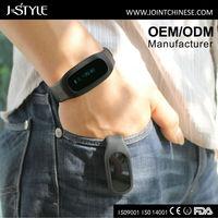 USB & bluetooth fuel band jawbone up 3D accelerometer bracelet