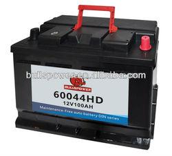 indonesia battery solar chargers for car battery din standard car battery 12v 400ah DIN60044