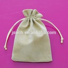 the latest fashion velvet pouch design for office