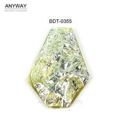 wholesale Guangzhou clear glass stone