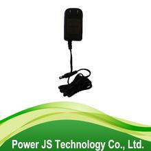 wall plug types 7.5v ac dc adaptor linear regulated power supply