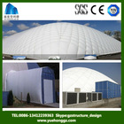 super large space tent,inflatable membrane structure