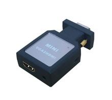Mini vga to hdmi converter box support 1920x1200@60Hz
