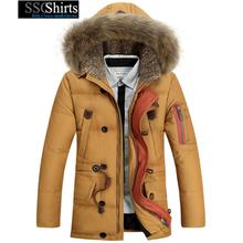 2014 SSCShirts Europe Men show charm down coats