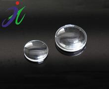 Diameter 40mm biconvex lens focal length 117mm,plastic magnifying lens