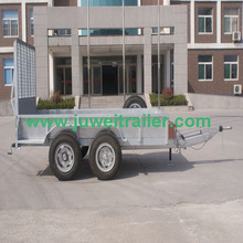 motorcycle utility trailers/ enclosed car trailers for sale / used landscape trailer for sale