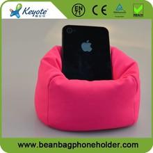 Mobile phone holder for desk