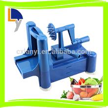 Useful competitive price zhejiang oem manual tornado potato spiral cutter
