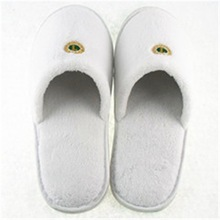 amenities hotel on slippers