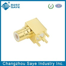 BT43 CONNECTOR,SMZ Connector-BT43 Male R/A PCB Mount Type