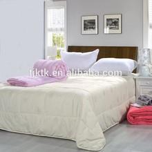 100% cotton sateen Wholesale Microfiber filling quilt