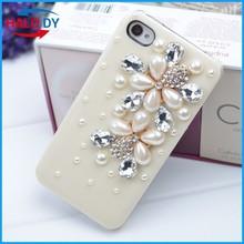 Custom Bling Diamond Cell Phone Cover for Iphone case