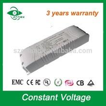 ETL approved external led transformer 600ma 48v