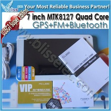 U25GT Super Edition quad core 1024x600 tablet 7' ips screen tablet touch
