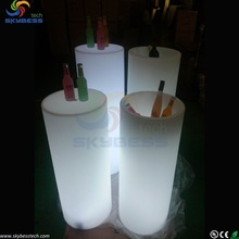 2014 new Glowing led wedding decoration pillars columns lighted for sale