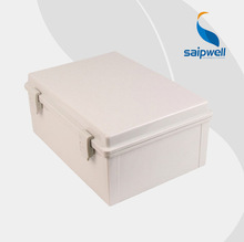SAIP/SAIPWELL 300*400*170mm Plastic buckles Sealed Plastic Lid Boxes