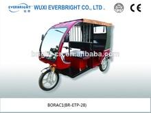 3-wheeler battery operated passenger car
