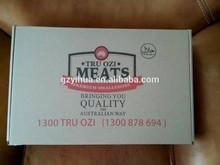 frozen Meat food Corrugated Carton Box
