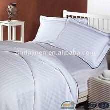 modern design 250TC satin super king size fashionable hotel comforter sets queen