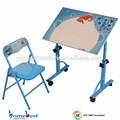 Altura ajustável de estudo da criança e mobiliário cadeira