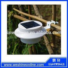 Promotion gift solar gutter light / Solar wall lamp / Solar Roof lights