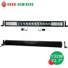 Top quality off road led light bar,192w 32inch Hybrid 3w 10w off road led light bar