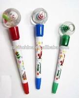 Exclusive Design Funny Christmas Ball Pen
