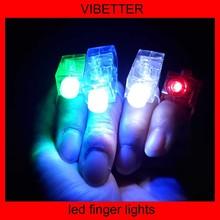 white led finger lights,plastic finger light,led finger lights