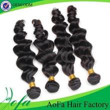Hair extensions wholesale human hair idol virgin hair
