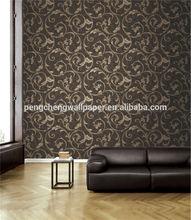 pvc free wallpaper self-adhesive pvc wallpaper designs