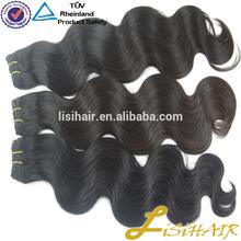 virgin hair straight weave noble synthetic hair weaving
