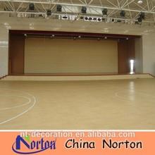 3mm 4mm 5mm 6mm 8mm thickness Basketball sports pvc flooring NTF-164