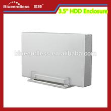 3TB USB SATA Universal HDD caddy/3.5 inch external enclosure