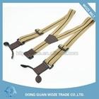 Khaki Y Style Men's Elastic Suspender Belts