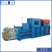 Gold factory CE stable quality hydraulic baler for cardboard,PET bottle, scrap plastic, waste paper
