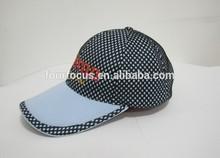 2014 unique Fashion Big Boy's Outdoor Sport Hat Baseball Cap Adjustable curved Hat