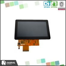 out of this world 5 inch industrial touch screen monitor
