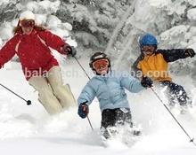 Ski suit heating/european Spontaneous heating warm outdoor waterproof ski suitsry heated