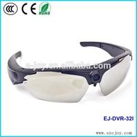 Hot sale EJ-DVR-32I Remote control HD 720P sports sunglasses camera usb wireless mini pinhole camera