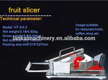 Manual lemon / orange slicer adequado para o café shop ( comida SUS304 padrão )