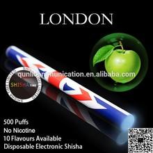 Pen style electronic cigarette fruit flavors e shisha popularin global city