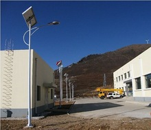 Excellent quality 3 years warranty street solar led lamp 60W